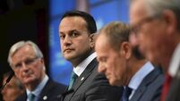 'Plan B is no deal', Varadkar warns MPs voting on Brexit deal