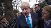 Johnson in race to win MPs' support for Brexit deal