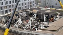 Three rescuers among 32 dead in Latvia store collapse