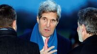 Kerry joins Iran nuclear talks
