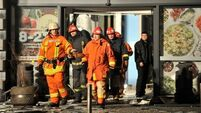 Four killed in Latvian supermarket roof collapse