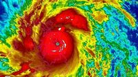 Monster typhoon smashes Philippines