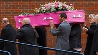 Barbie themed funeral for teenage girl killed in crash