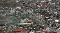 Typhoon Haiyan hits Vietnam