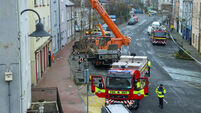 Man who died following Tralee building collapse named locally