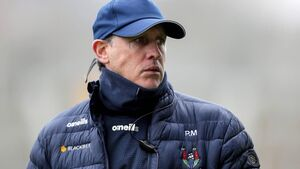 Cork manager Paudie Murray 'absolutely frustrated with the standard of refereeing'