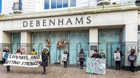 Debenhams dispute: Mediator says no attempts to remove stock will be made for seven day period