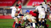 Wales v England - Autumn Nations Cup - Parc y Scarlets