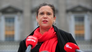 Support for Sinn Féin reaches record high but Fine Gael remains most popular party - poll