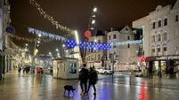 No 'carnival atmosphere' as main streets of Cork City see quiet night