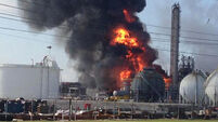 1 dead, 73 hurt in explosion at Louisiana chemical plant