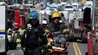 Woman killed in Philadelphia building collapse