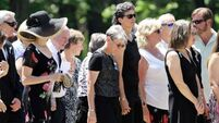 Memorial held for mother of Sandy Hook shooter
