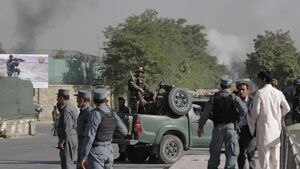 Taliban gunmen die in attack on Kabul palace