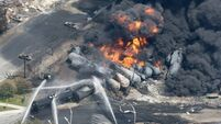 Toll expected to rise in Canada train inferno