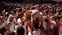 San Fermin festival gets underway