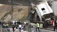 Police to quiz Spanish train crash driver