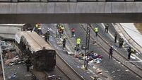 Dramatic CCTV footage of fatal Spanish train crash released