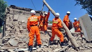 Death toll rises after China quake