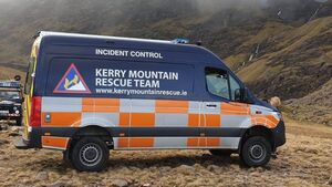 Two rescued after getting lost on Stradbally Mountain