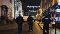 Dublin city street closed for 'short time' on Saturday to disperse crowds