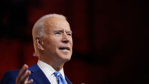 Joe Biden suffers hairline fractures in foot while playing with dog