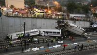 80 dead, 95 injured in Spanish train disaster