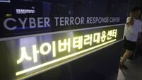 North Korea blamed for cyberattacks on South