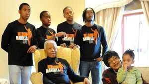 Daughter's hope as Mandela turns 95