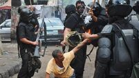 Egypt police authorised to use deadly force