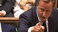 Cameron: 'No 100% certainty' on Syria attack