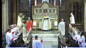 St Fin Barre's Cathedral ceremony celebrates 'a living monument of faith' at the heart of Cork City