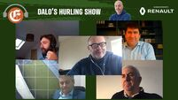 Dalo's Hurling Show: Waterford built for speed. Limerick tough it out. Are Cats in transition?