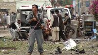 Children killed in botched suicide-bomb attack