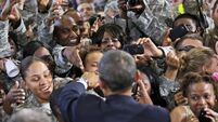 Obama tries to sway public opinion on Syria