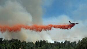 US wildfires reach Yosemite National Park