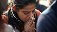 Indian police investigate gang rape