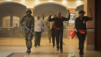 Fate of hostages in Kenyan shopping mall attack unclear