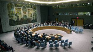 UN votes to eliminate Syria weapons