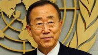 UN chief warns of Syria legality