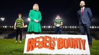 Details of Cork GAA's Rebels' Bounty initiative announced