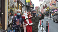 'Buzzing' Cork welcomes back Christmas shoppers and festive cheer