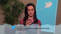 Watch celebrities read out nasty tweets about themselves