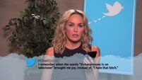 Once again, celebrities reading mean tweets about themselves is brilliant