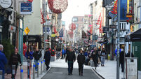 Average Irish person to spend €540 on Christmas shopping, survey reveals