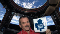 Thank you, Cmdr Hadfield!