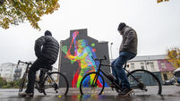 Street art walking tour is the perfect way to explore Cork city this Christmas