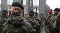 Ireland has one Department of Defence civil servant for every 23 soldiers