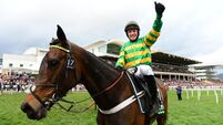 Barry Geraghty: 'You can't be a child forever. Retirement sits comfortably with me'