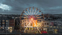 Can I ride the Ferris wheel in Cork? Everything you need to know about Glow this Christmas